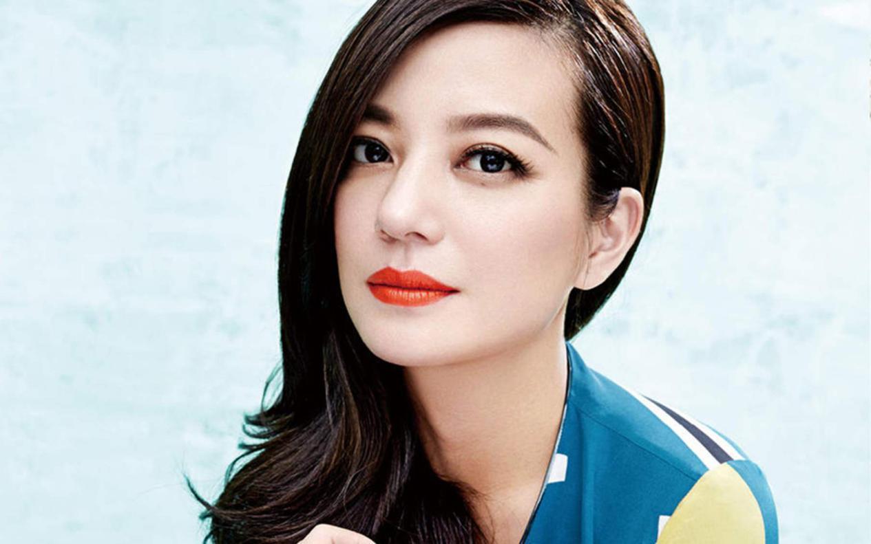 趙薇談演員:最重要的不是天賦,不是顏值,而是演技