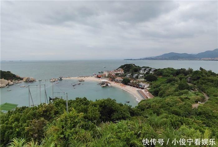 中国第一个合法私人海岛,景色不输马尔代夫,被称为海上世外桃源
