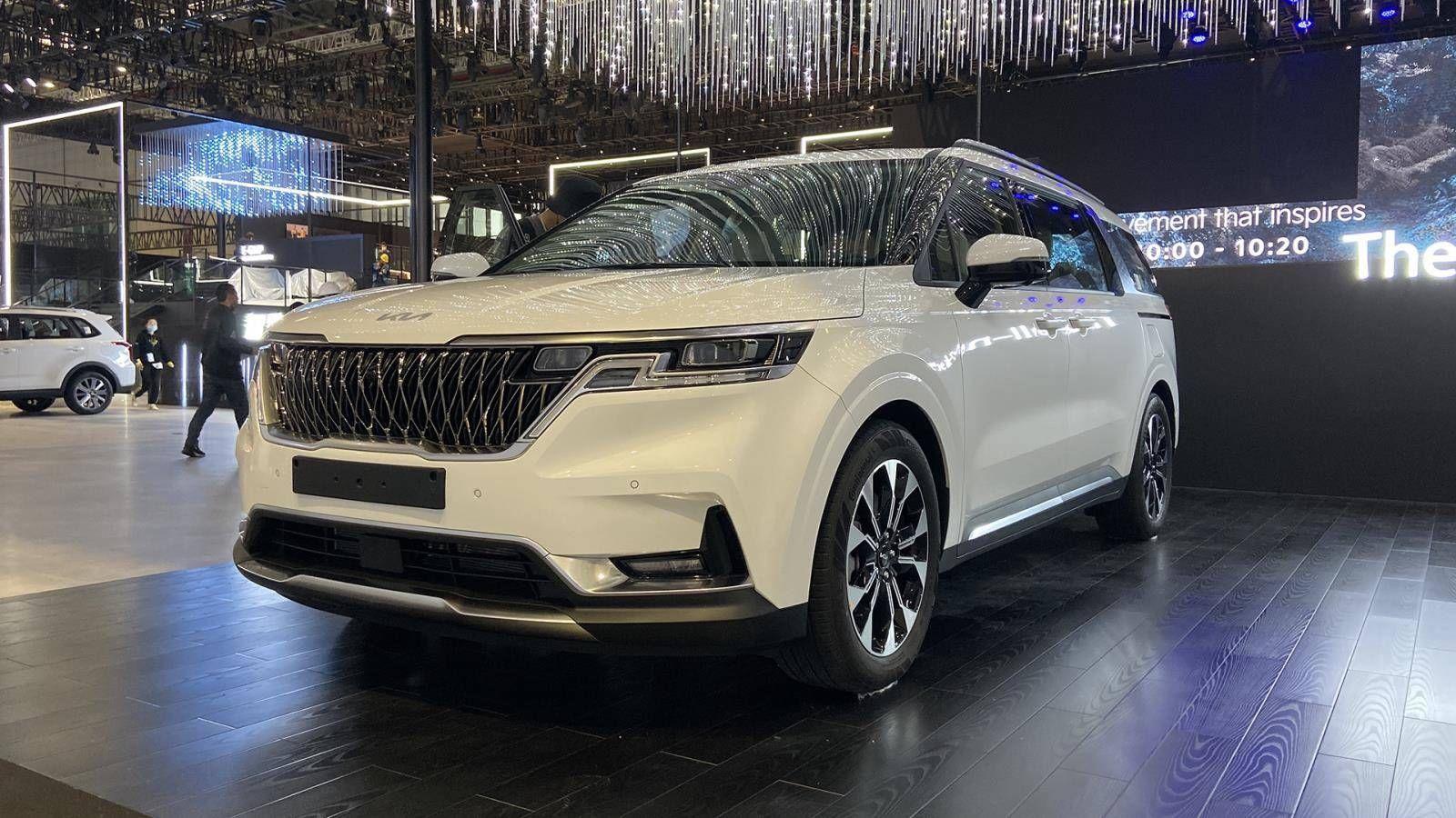 起亞嘉華8月5日上市,品牌煥新後首款全球車型