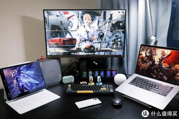 ipMacbook Pro高效三屏搭建与iPad Pro另类玩法