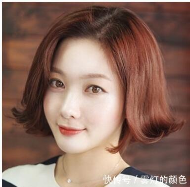 這六款流行的韓式短燙髮,總有一款適合你!清爽甜美讓人心動!
