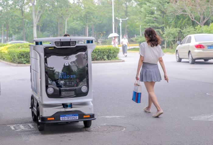 阿裡巴巴達摩院無人駕駛和菜鳥路徑規劃入選全國郵政行業技術研發中心
