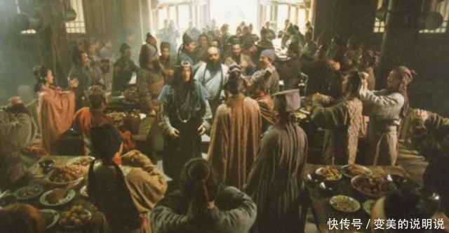 宋江 征讨方腊后,梁山好汉都未再回去,那梁山泊被谁占领了!