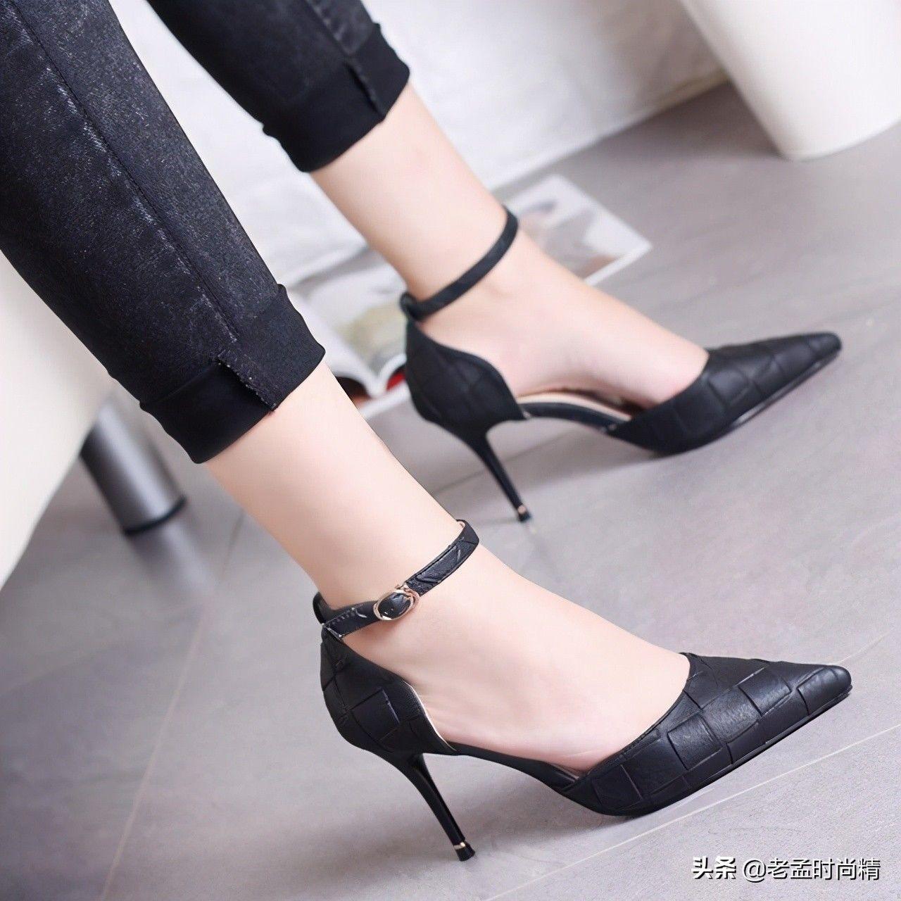 有一種氣場叫,穿高跟鞋的女人