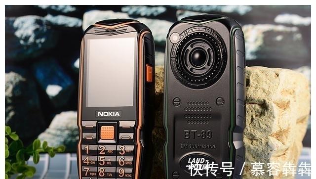 r20|熟悉的诺基亚回来了!发布最新5G三防手机Nokia XR20
