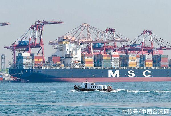 依赖加深!台湾1月对大陆出口创历史新高,较去年大增57%