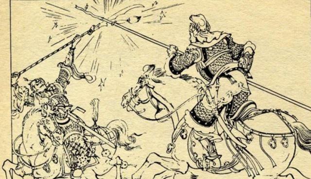 隋唐金刀将:败瓦岗五虎将,被裴元庆砸下悬崖,被雄阔海枪挑而亡