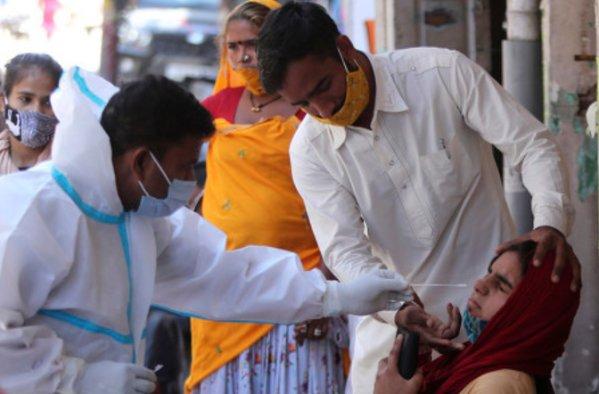 印度一护理学院93名学生确诊新冠,宿舍被划为隔离区