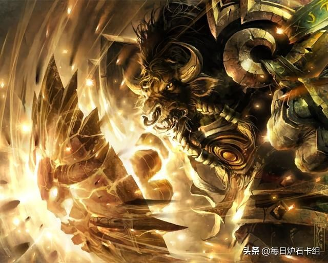 炉石传说:盾猛打脸不是梦!希拉斯otk战已经无敌