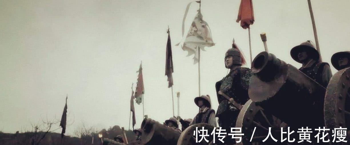 尚可喜 明朝火器领先世界200年,为何挡不住八旗铁骑只因这两个罪人!