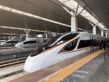 鄭州局開行高鐵列車占總量67.7%
