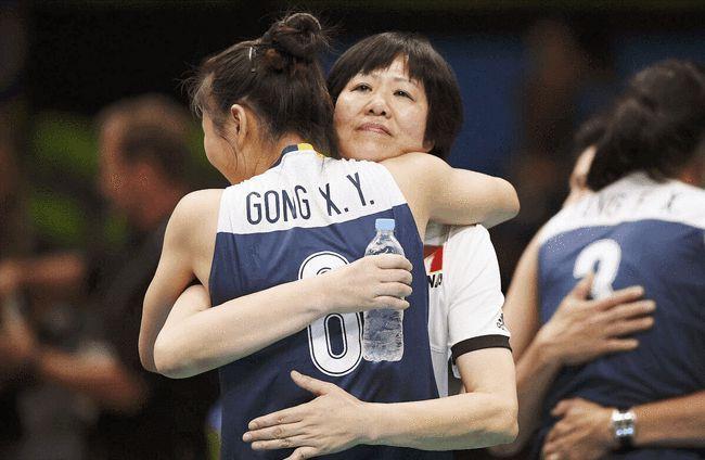 李盈莹 中国女排又一世界巨星诞生