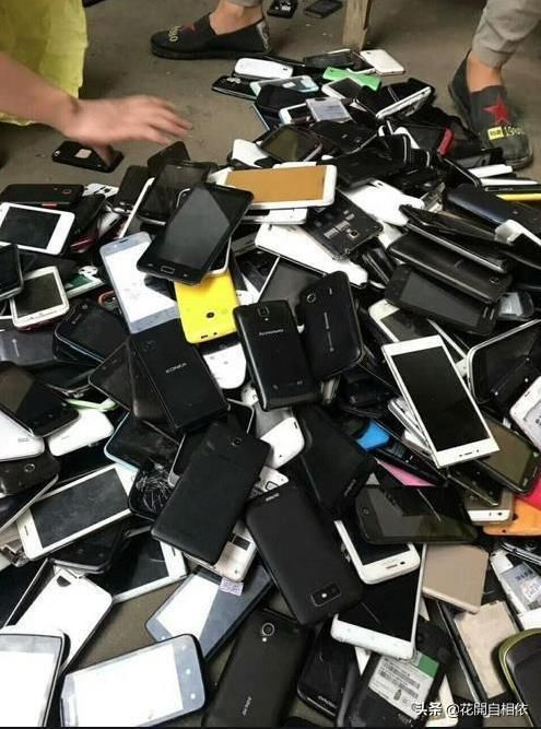 废旧手机收来的主要目的是干什么?