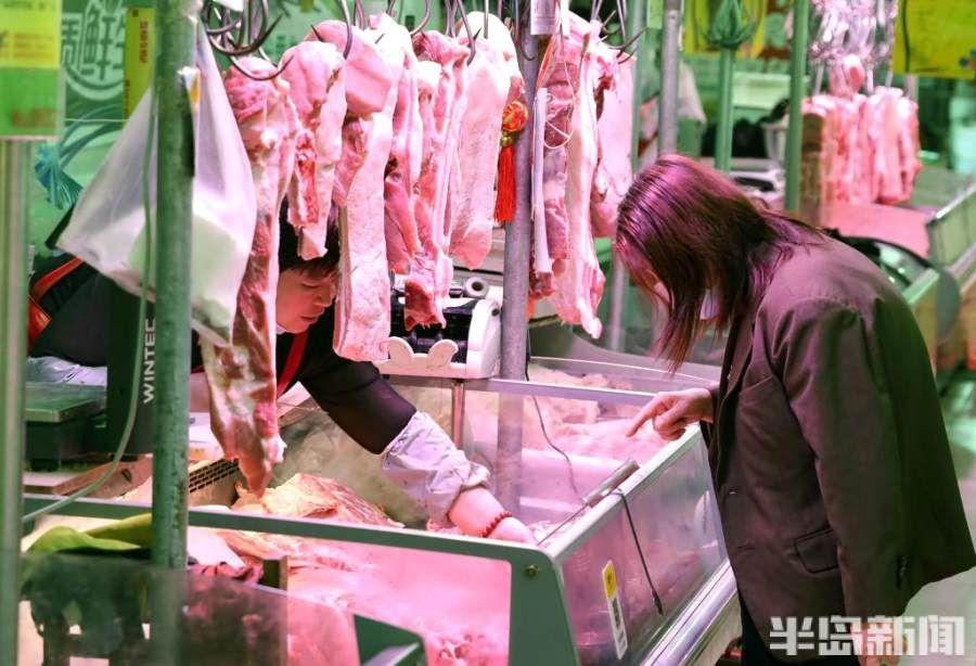 降降降!豬肉迎來親民價