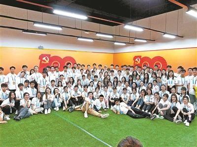 舞蹈學院在校生揭秘《偉大征程》演出三個月封閉訓練的幕後故事