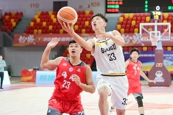 NBL第15轮广西威壮战胜海南海象取复赛四连胜