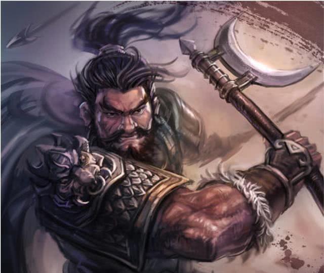 兵器|古代用戟的狠人,吕布只能排第二