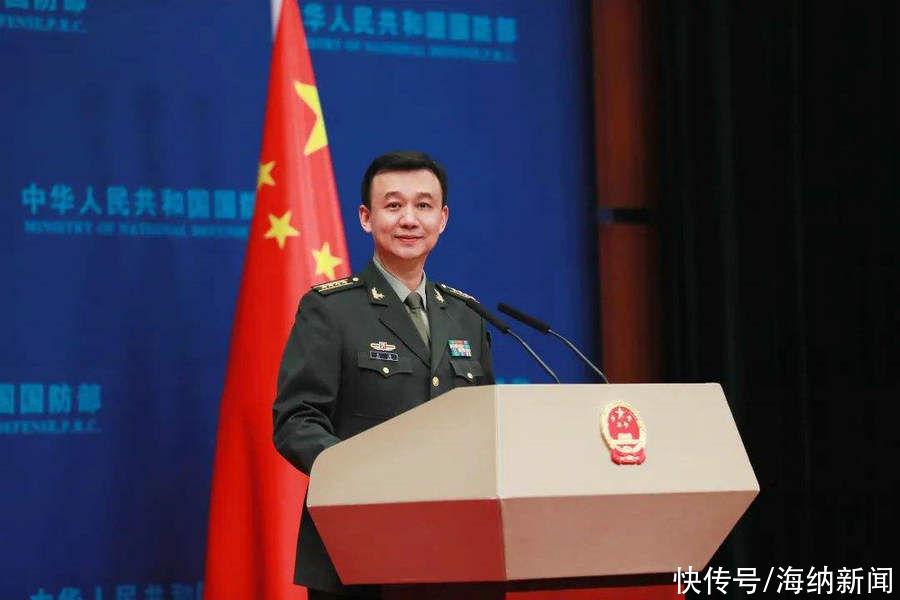 28日,國防部重磅表態,遏制中國絕不可能,美最終搬起石頭砸腳