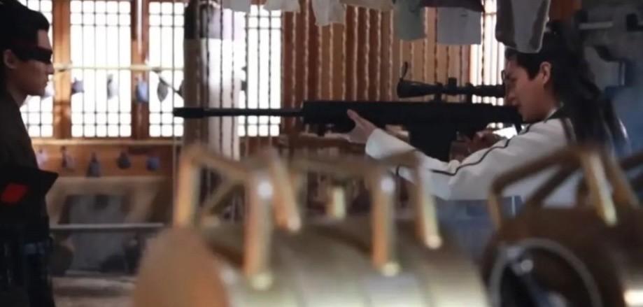 厉害|《庆余年》中庆帝为啥怕枪?燕小乙的弓箭不是更厉害吗?