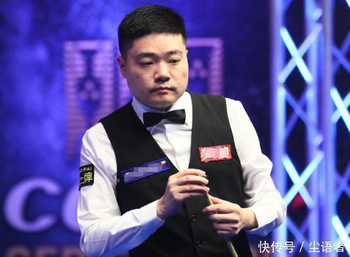 感慨,中國小將給斯諾克世界名將職業生涯最後一擊,眼含熱淚退役