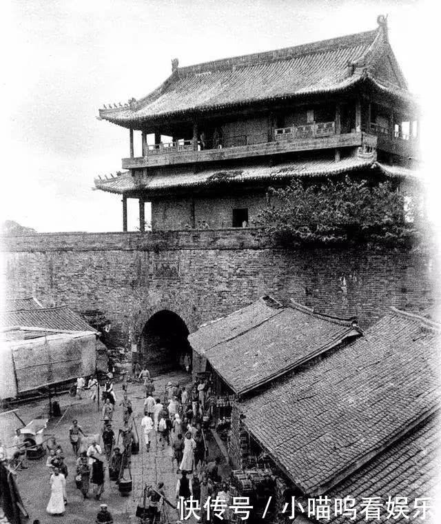 失落的成都古城墙,十大古都之一的成都,只剩下没有门的通惠门