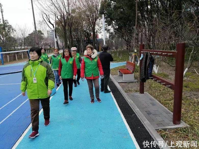静安绿化志愿者开展项目化管理提升服务水平