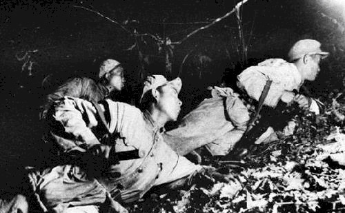 1953年,志愿军的渗透部队三小时内打