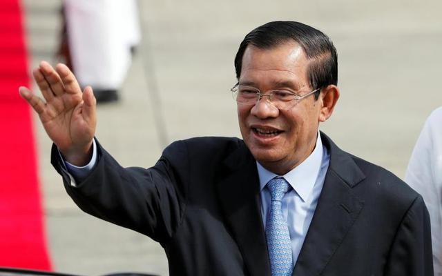 """""""中国比你们厚道太多了""""柬埔寨首相发声:莫里森根本靠不住"""
