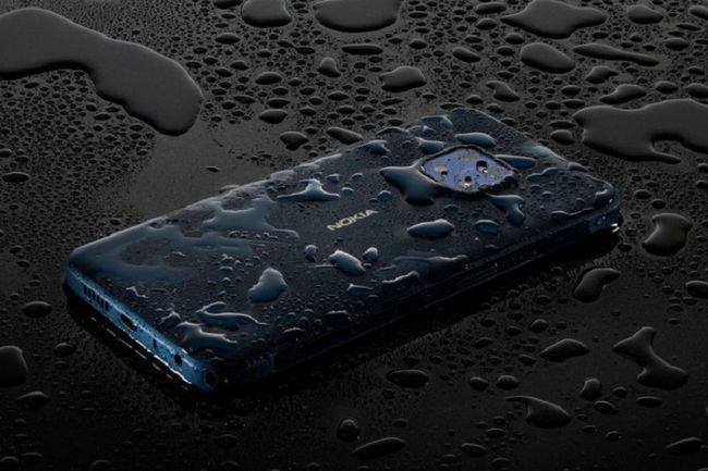 nokiNokia XR20手机正式发布,继承坚固耐摔特点,IP68防水防尘