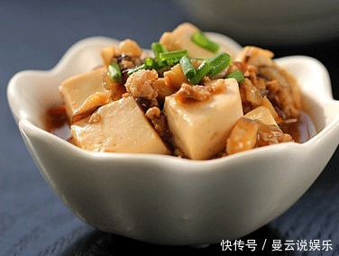 春天來臨,香菇+豆腐更配噢!香菇豆腐,養生暖胃!!!