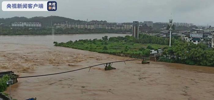 安徽被洪水冲毁的明代古桥修复设计方案通过了!