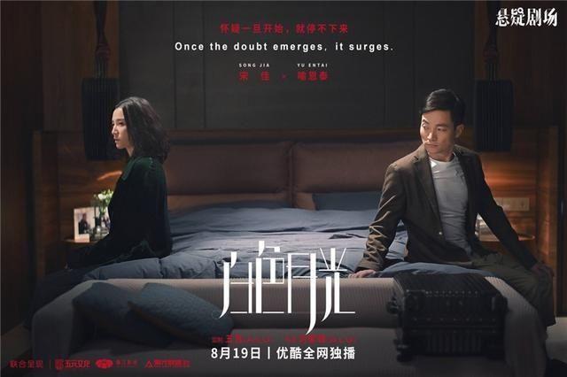 宋佳刘敏涛主演 网剧《白色月光》定档8月19日
