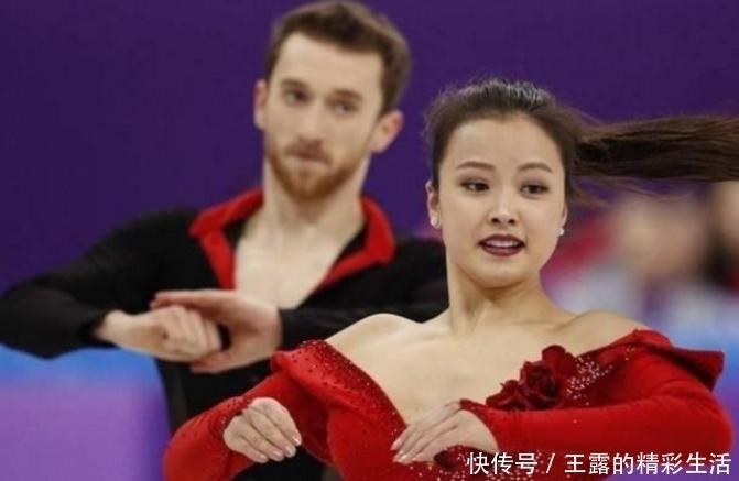 韓國花滑女神,上衣崩開仍堅持比賽,男搭檔為她機智遮羞!
