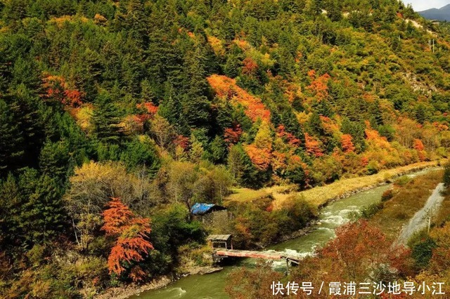 景区 我国秋天最美的3个旅游景点