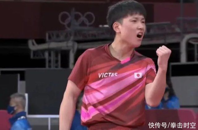 叛徒!四川籍乒乓球員為日本效力,奧運淘汰中國香港選手,還很狂
