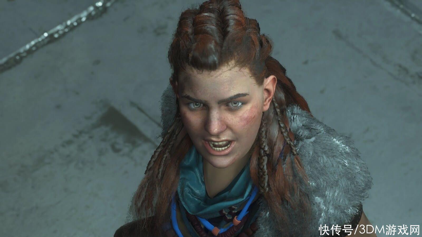 a8193 《生化危机3:重制版》新Mod 地平线女主角乱入