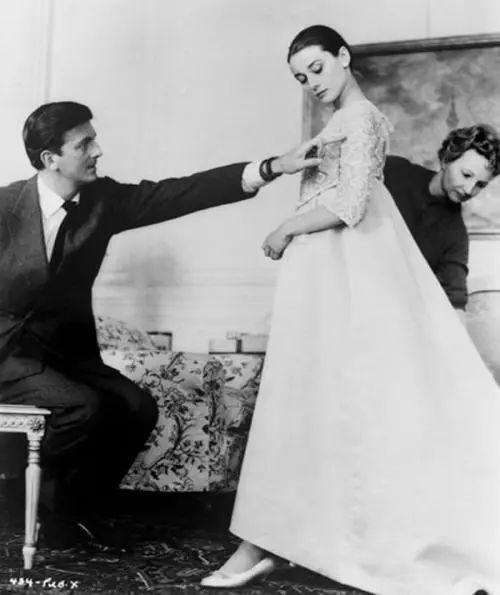 纪梵希和赫本的经典爱情故事,你还记得吗?