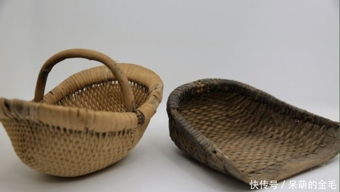 触摸老物件·民间传统生活用品线上展——柳编