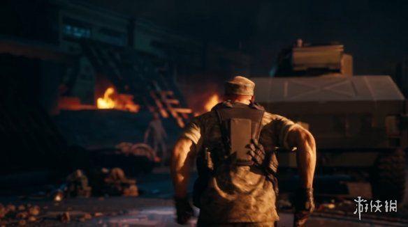 战役|《喋血复仇》公开战役模式宣传片《喋血复仇》病毒起源