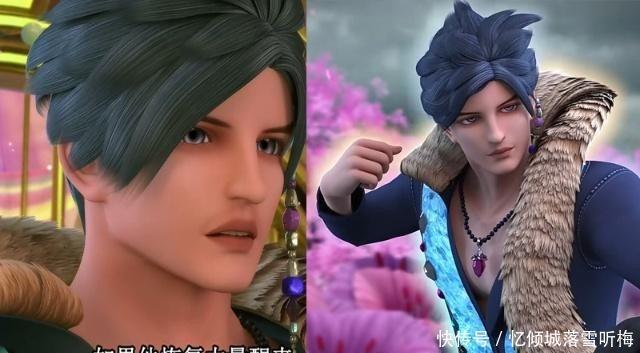 叶罗丽第六季中人物前后样貌对比,王默脸变圆了,灵公主更美了!