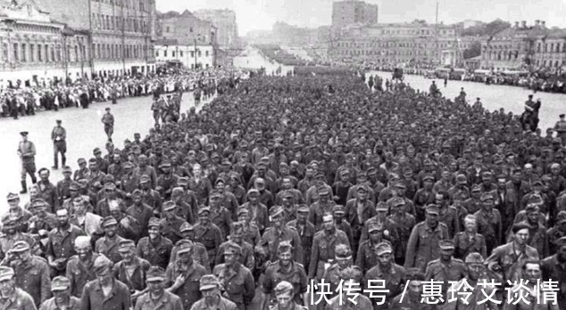 斯大林 在二战时期,苏联到底有多少军队?为何德军怎么打也打不下莫斯科