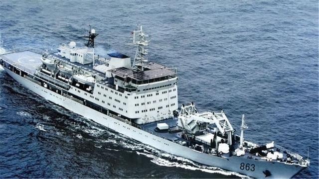 難度前所未有?美俄都做不到,關鍵時刻,中國海軍伸出援手