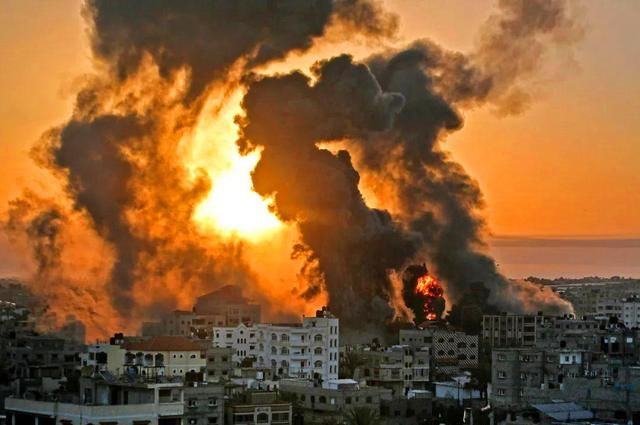 巴以沖突繼續激化,以軍炸死數十名哈馬斯指揮官,中國將采取行動