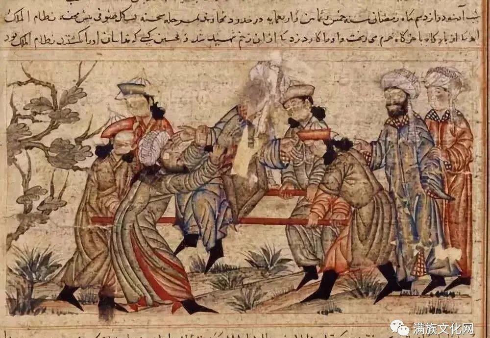 蒙古帝国西征之旭烈兀西征