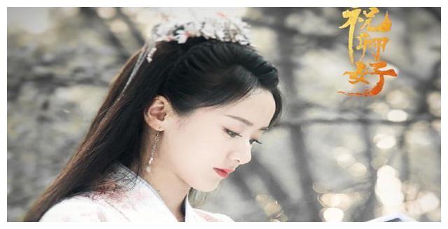 袁冰妍新劇路透圖太驚艷!一襲粉色古裝裙,扮相不輸「褚璇璣」