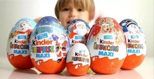 盲盒始祖,一年賣出35億個,奇趣蛋是如何讓小朋友們「上癮」的?