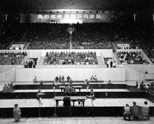 50年前的今天,中美發生瞭什麼事?