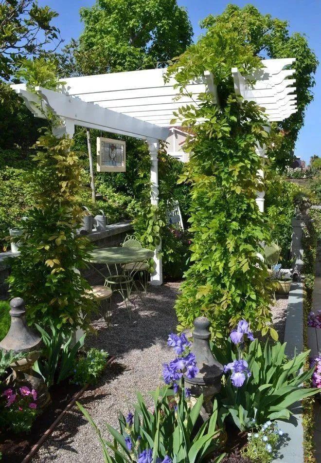优雅|花园系列英式花园,自然浪漫系的优雅花园