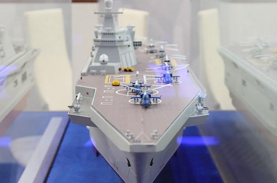 俄媒:俄新型國產直升機航母將能搭載20架艦載機