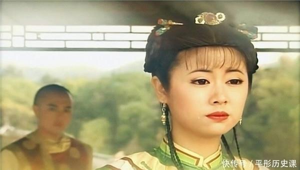 那些女人 还珠格格:夏雨荷生前为何不去找皇帝,她看的太清楚了